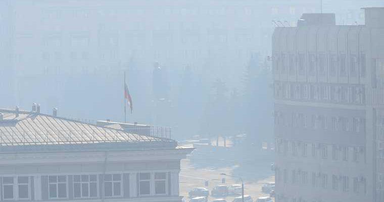 Челябинск выбросы смог НМУ коронавирус проверки фото