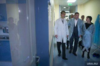 коронавирус в Свердловской области