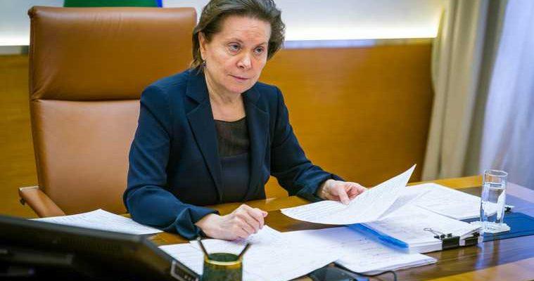 Губернатор Югры Комарова условие снятие карантина