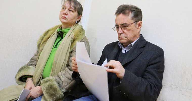Суд над семьей инвалида в Кургане