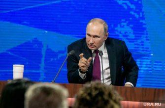 ХМАО эпидемия коронавируса Путин