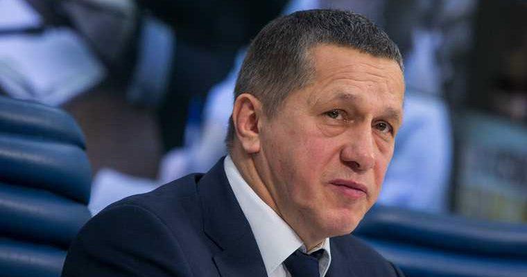 претендент врио губернатора Хабаровский крй