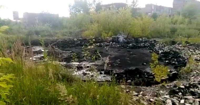 Тавда мазутные озера заброшенные заводы мэр Лачимов