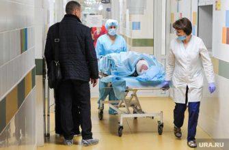 Южноуральск потоп больница