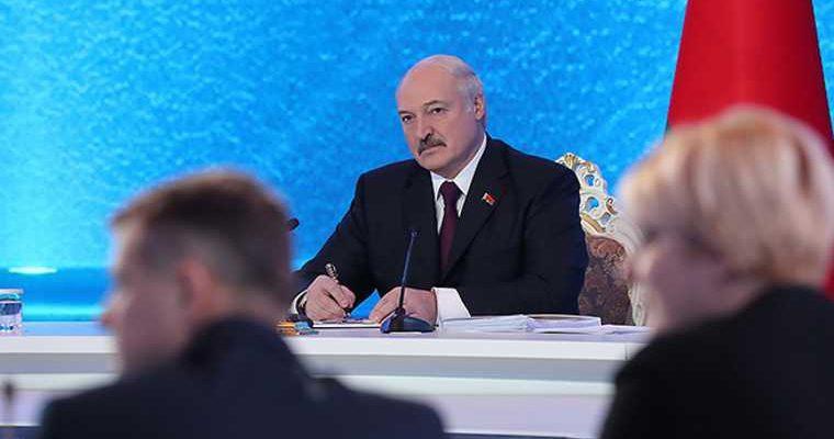 выборы Белоруссия президент Светлана Тихановская Александр Лукашенко