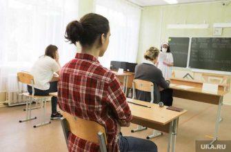 коронавирус обучение школы Екатеринбург