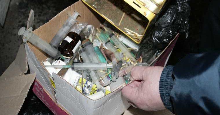 больницы Перми утилизация опасных отходов