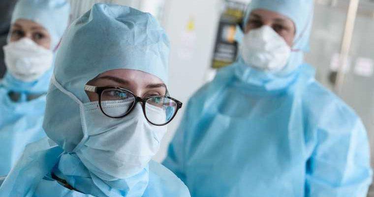 коронавирус в ЯНАО сколько человек заболели