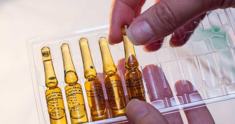 в России идет разработка 26 вакцин от коронавируса