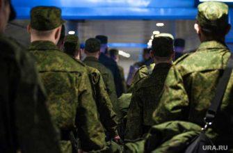 В россии стали больше косить от армии