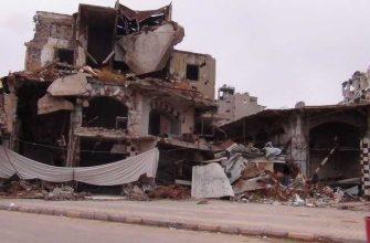 ответственные в смерти генерала в Сирии