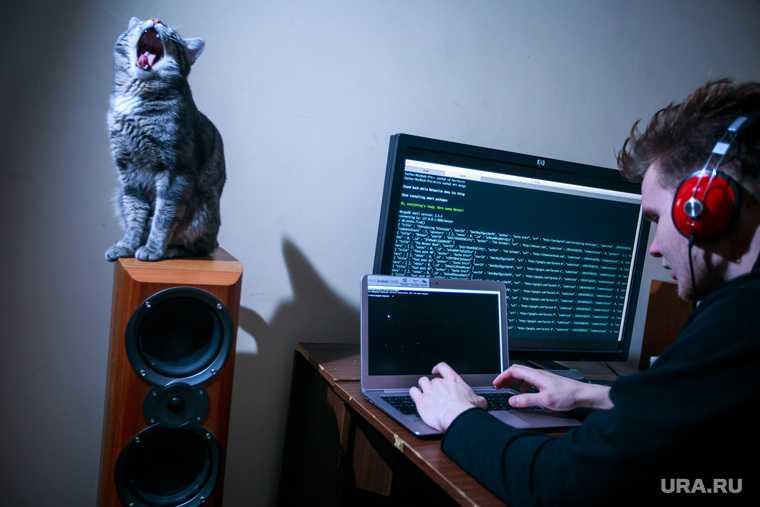 Хакер, IT (иллюстрации)