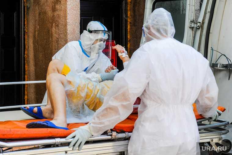 Челябинская область коронавирус COVID заражения умерли 26 августа