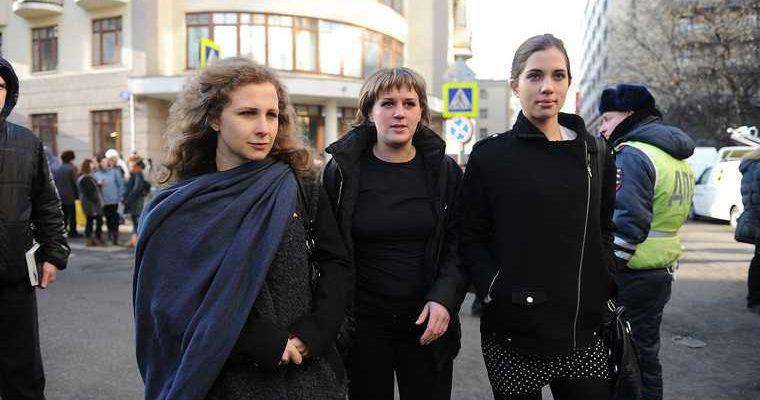 Pussy Riot Надежда Толоконникова новое уголовное дело