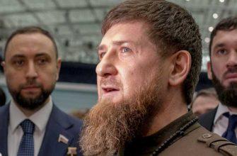 Кадыров информационная кампания