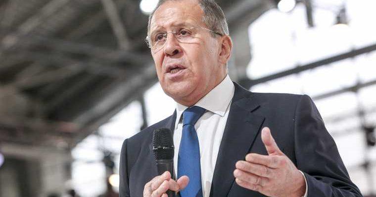 Лавров отставка переход Совет федерации