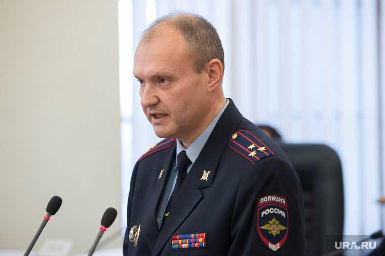 Экс-главу УМВД Екатеринбург отправили колония для силовиков