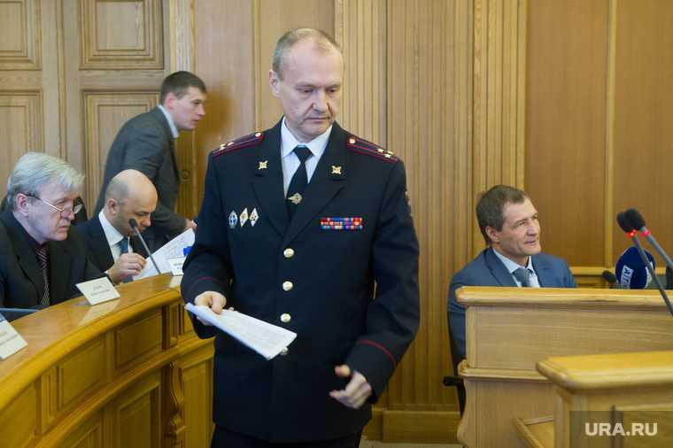 Московский адвокат едет Екатеринбург защищать экс-главу УМВД