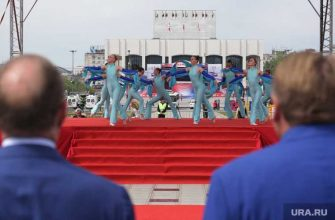 празднование 300-летия Перми в долг губернатор края Махонин