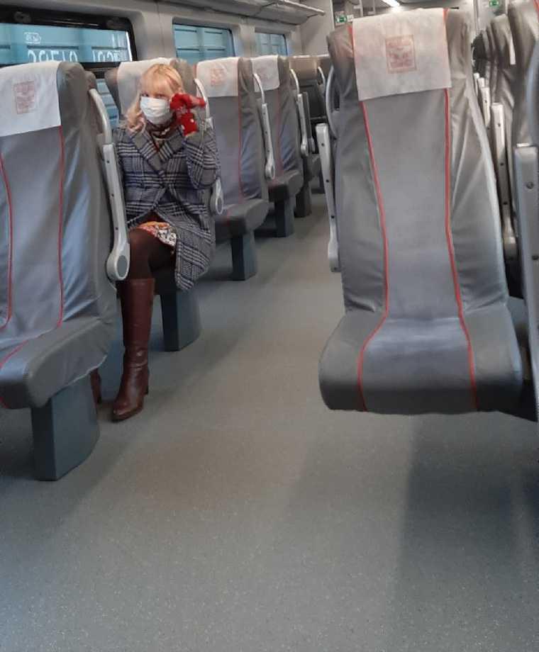 Пермяки игнорируют «Ласточки», которые ходят в Краснокамск. Фото