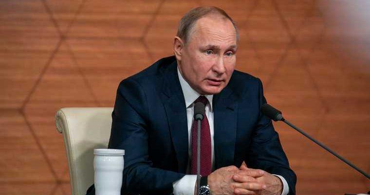 Путин наградил учредителя Фонда Вера Федермессер орденом Почета