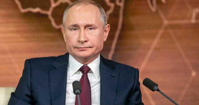 Путин спорт увеличить продолжительность жизни