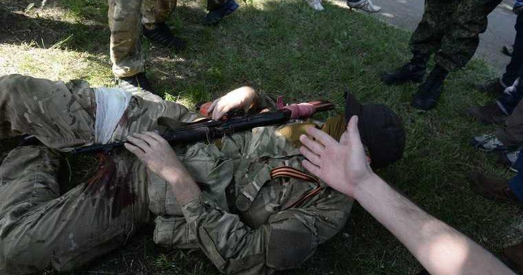 в Грозном убиты боевики