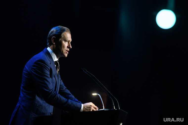Церемония открытия ИННОПРОМ-2019. Екатеринбург