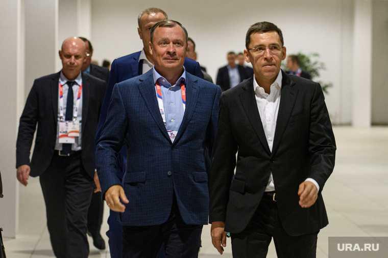 Екатеринбург выборы Куйвашев Высокинский