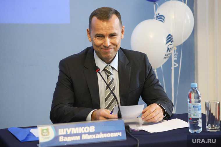 губернатор Шумков