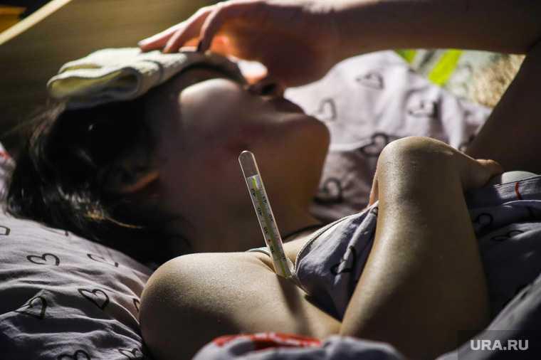 Коронавирус ковид ребенок симптомы александр горелов