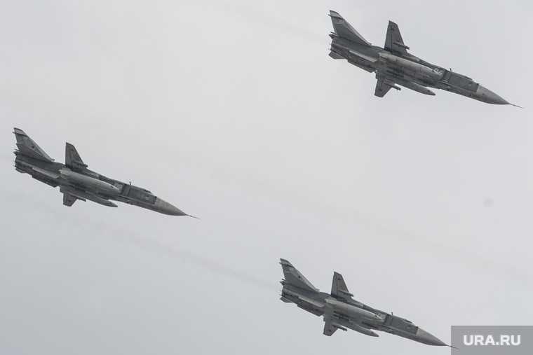 опубликовано видео боя российских истребителей Су-35С
