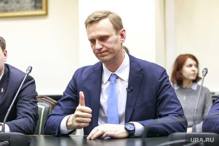 Навальный напал на Васильеву