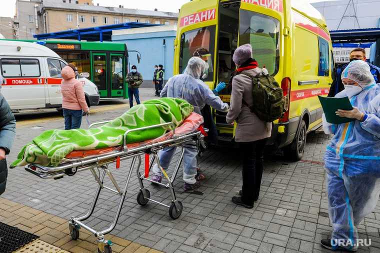 статистика коронавирус в России