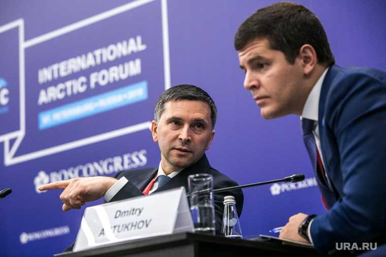 V Международный арктический форум, первый день. Санкт-Петербург
