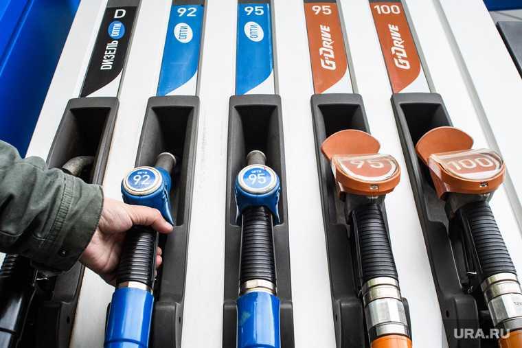бензин повышение цен экспонт бензина нефтяники