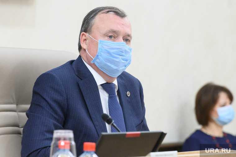 Алексей Орлов здание ПРОМЭКТА Екатеринбург