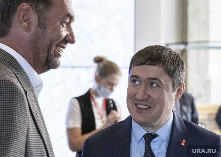 Приезд Вице-премьера правительства РФ Дмитрия Чернышенко 28 августа 2020. г. Пермь
