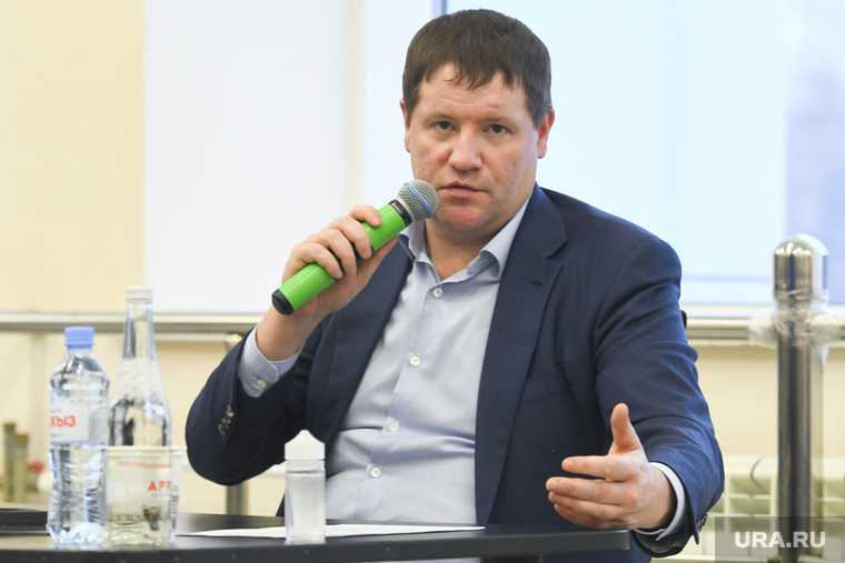 Михаил Санников на горе Качканар. Необр