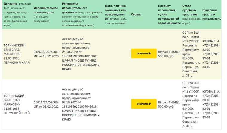 Члены пермского правительства уклоняются от уплаты штрафов ГИБДД