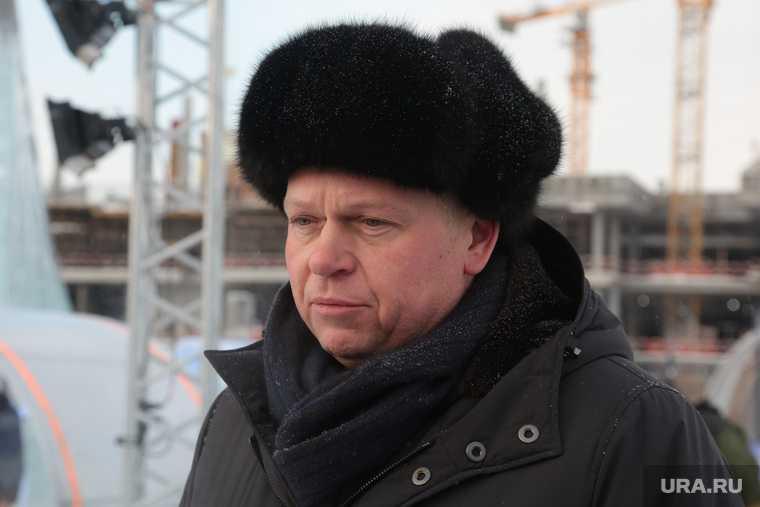 экс-депутат Флегинский