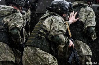 российские войска вытеснили из сирийского города военных США
