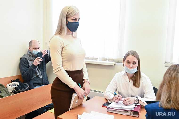 Анна Храмцова суд увольнение