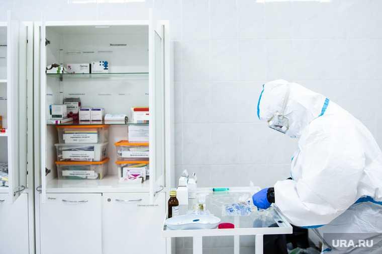 коронавирус реанимация