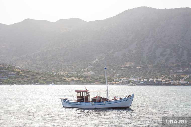 сигнал бедствия с рыболовецкого судна