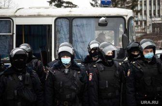 закон митингах Свердловская область акции в поддержку Навального