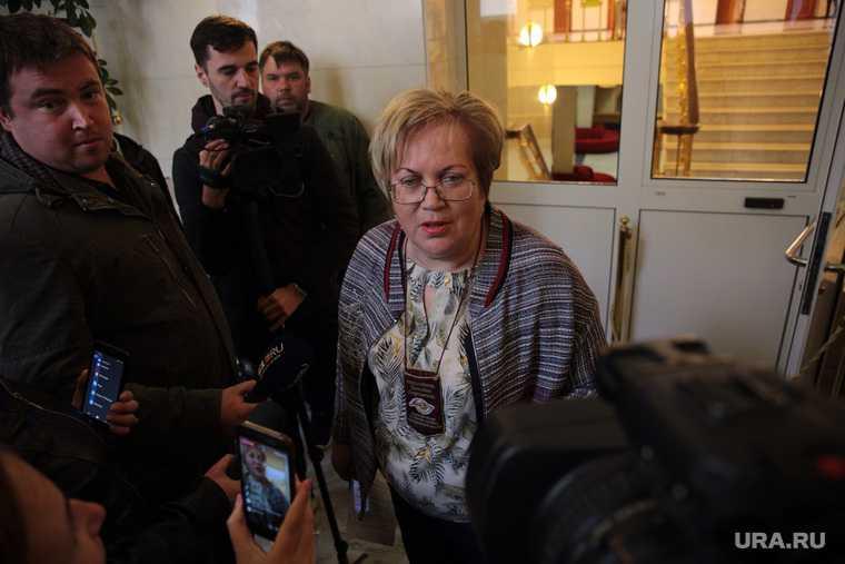 права человека СПЧ при президенте омбудсмен Татьяна Мерзлякова Свердловская область