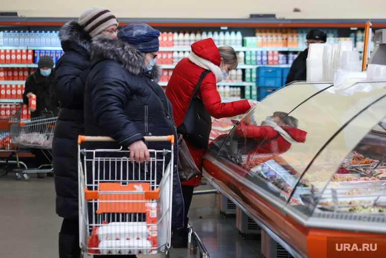 Bloomberg продукты питания цены кризис правительство ответ