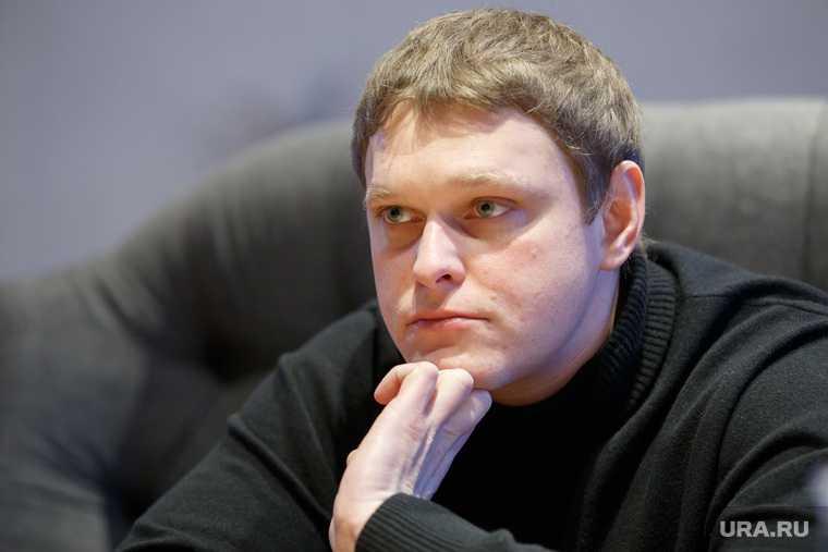 Александр Пирогов мэрия Екатеринбурга