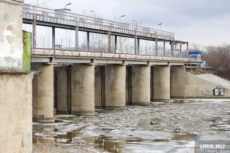 наводнение Курганская область